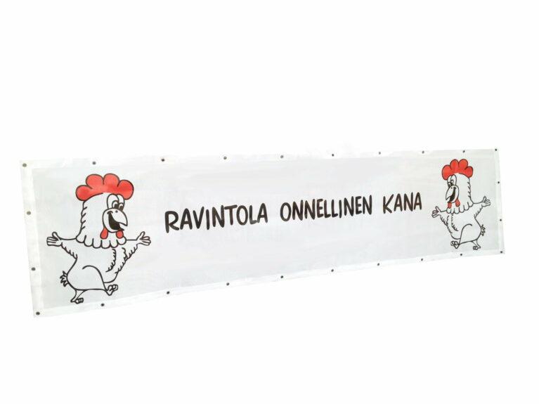 Banderolli, umpivinyyli