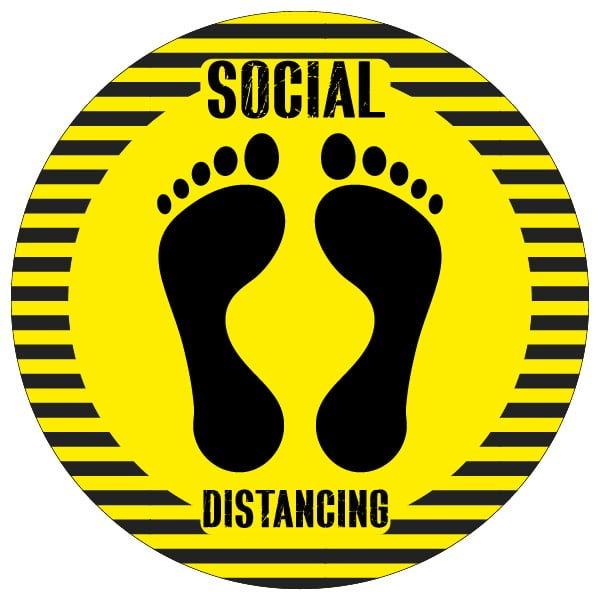 Social Distancing Lattiatarra