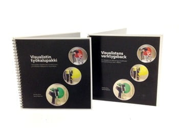 Visualistin työkalupakki -kirja