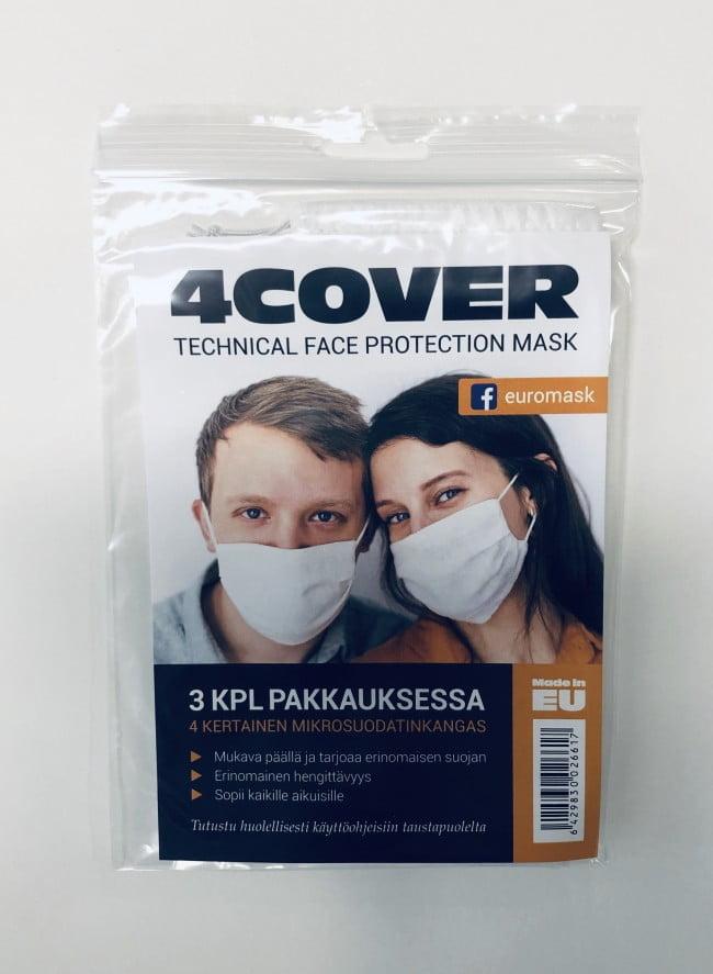 Hengityssuojain 4Cover